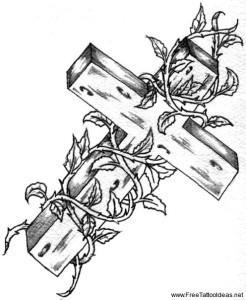 крест на руке (5)