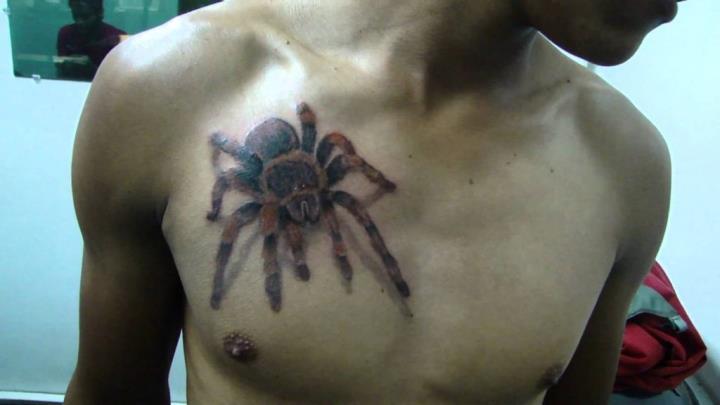 Значение наколки паук