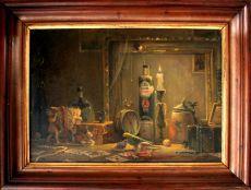 Картина художника с магической силой - Продана.