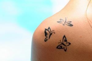 Татуировки для девушек, идеи-6