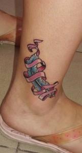 перо на ноге (1)