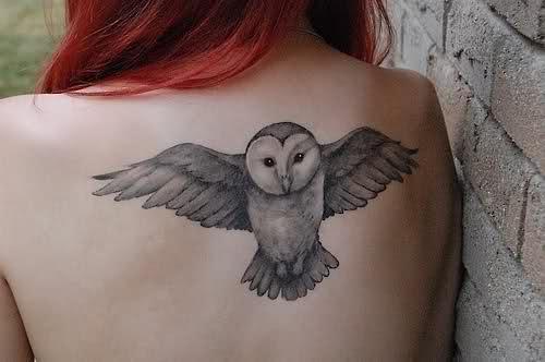 Женский стиль татуировок