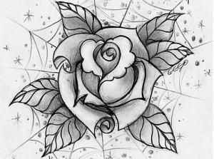 роза тату (1)
