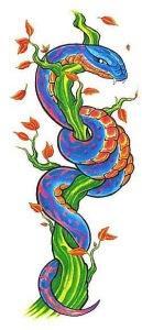 змея эскизы (6)