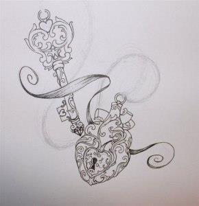 замок и ключи (7)