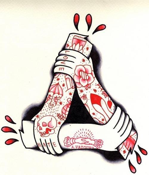 Tattoo Flash. Изображение № 35.