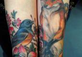 Значение татуировок с лисами