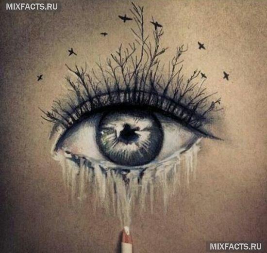 значение татуировки всевидящее око