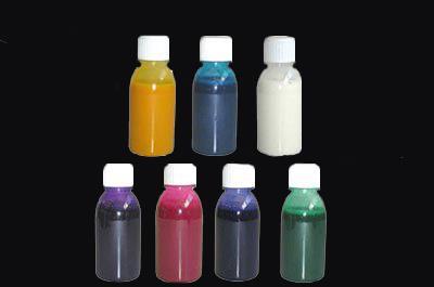 Набор красок по 100 мл для временного тату (7 шт.)
