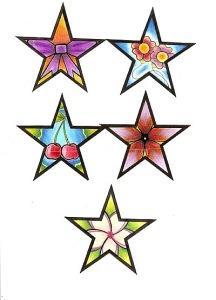 звезда эскиз (13)