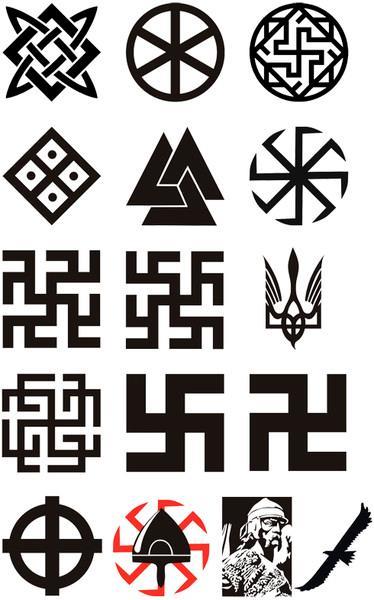 Тату-славянские-символы