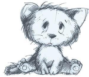 тату кот (5)