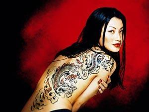Татуировки для девушек, идеи-2