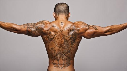 Татуировка лики святых фото