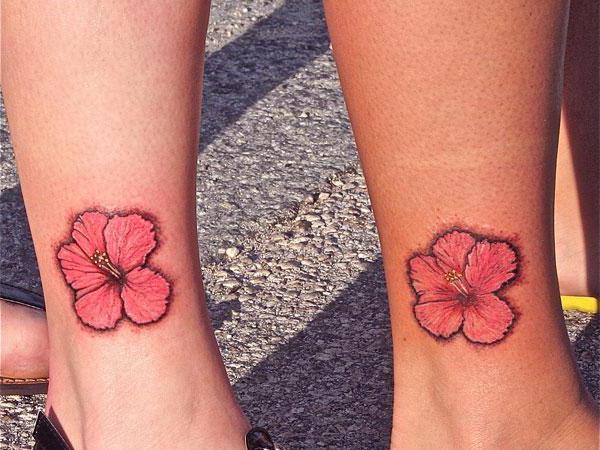 Парные татуировки для двоих
