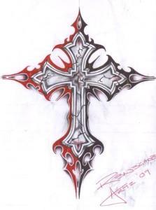 эскизы крест (1)