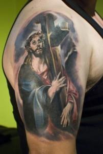 крест на руке (1)