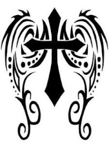 эскизы крест (10)