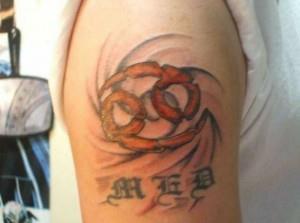 Татуировки знак зодиака Рак